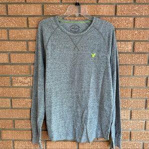 American Eagle Legend Waffle Knit Shirt
